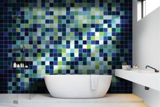 Spectrum ceramic range by Johnson Tiles
