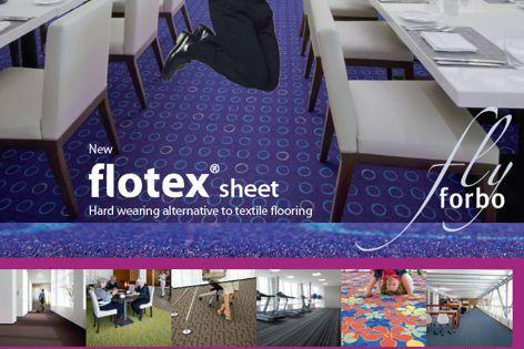 Forbo Flotex sheet