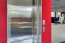 Renova Traction lift by Easy Living Home Elevators