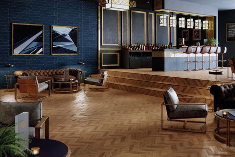Expona Commercial range by Polyflor