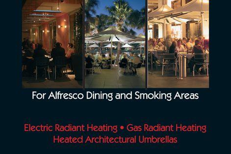 Heatray outdoor heating solutions