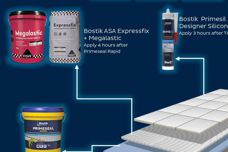 One-day adhesive solutions by Bostik