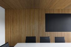Prefabricated timber panels by Wainwright Facades