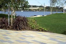 Stonevue pavers at Northshore