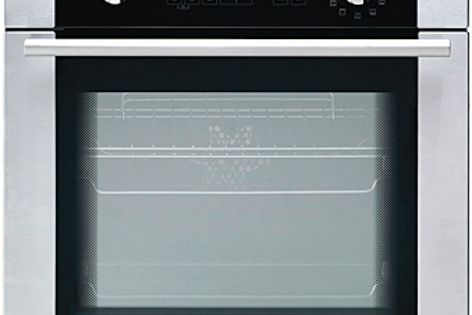 Blanco Platinum ovens make cleaning easy.
