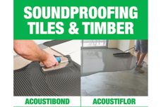 Soundproofing from Construction Chemicals