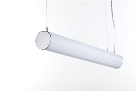 The Loop 80 Pendant LED can be manufactured in any length.