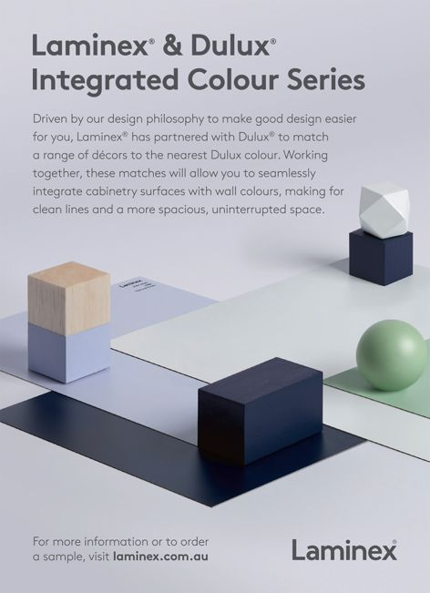Integrated Colour Series by Laminex