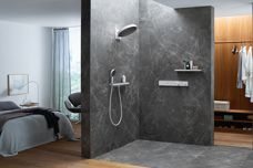 Hansgrohe Rainfinity for design lovers