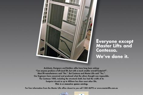 Master Lifts Contessa Lift