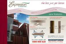 Woodform Architectural cladding