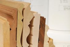 Custom timber mouldings by Porta