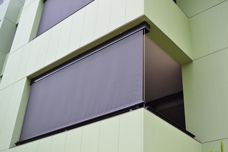 Apartment shading solutions from Shade Factor