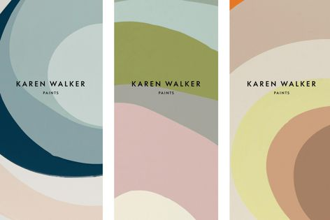 Karen Walker Paints collection from Resene