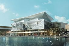 Bobrick used in Darling Harbour redevelopment