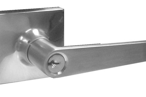 The Boston door furniture suite includes entrance, privacy, passage and dummy models.