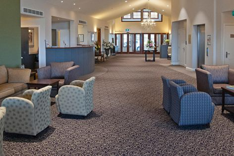 Elegant designs that offer style and performance can easily be developed for aged care projects.