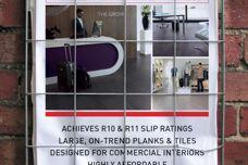 Karndean Opus commercial flooring