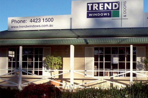 Trend Showroom At Nowra By Trend Windows Amp Doors Pty Ltd