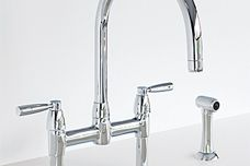 Taps from The English Tapware Company
