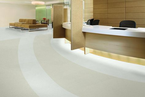 BioSpec sheet flooring is resilient and resists bacterial growth, making it ideal for healthcare environments.