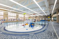 Insight Illusions light pipes for indoor pools