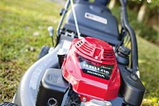 Honda Buffalo Buck lawn mower