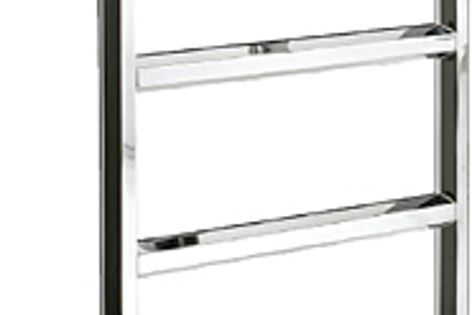 The new Hawthorn Hill towel warmer range is available in electric and hydronic versions.