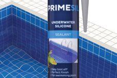 Primeseal underwater silicone by Bostik