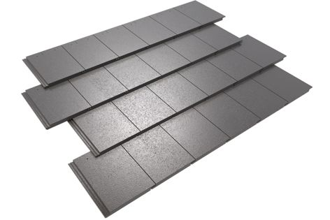 The Prestige tile range from Bristile Roofing offers a range of six colours and two flat profiles.