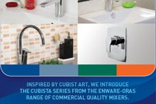Designer mixers by Enware