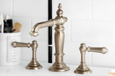 Artifacts bathroom tapware collection by Kohler