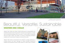 Western Red Cedar Export Association