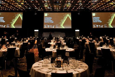 The 2016 awards presentation in Sydney. Photography: Neil Fenelon.