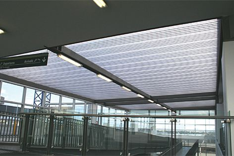 Strong materials and rapid installation are among the many benefits of Everbright skylights.